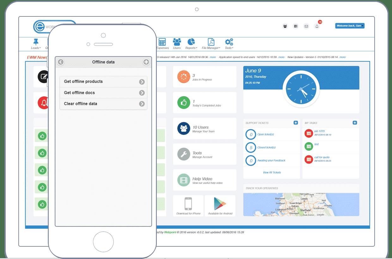 Offline Task Management Software