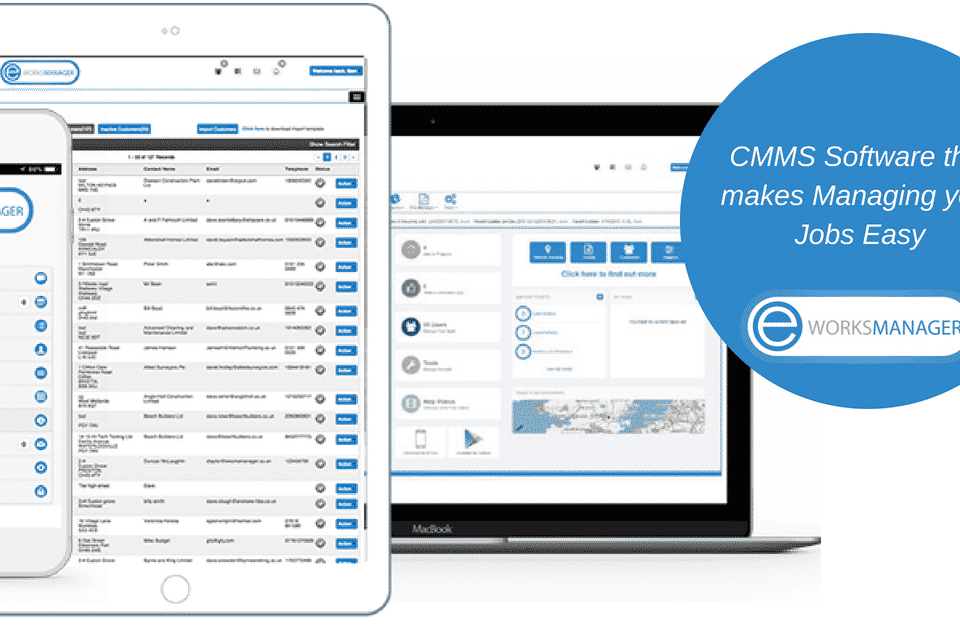 CMMS Software that makes Managing your Jobs Easy