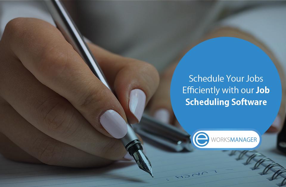 Job-Scheduling-Software