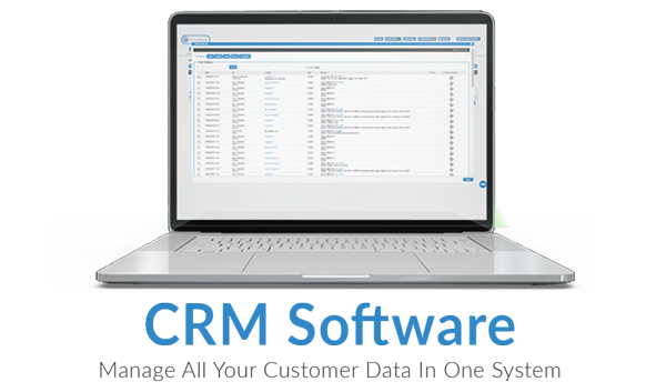 CRM Software Customer System