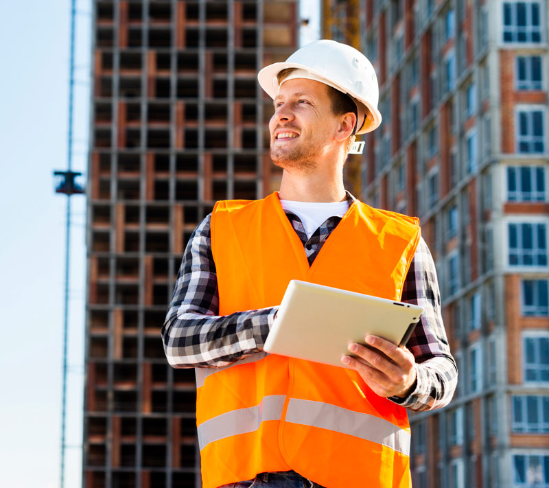 With Eworks Manager, managing a construction project is effortless