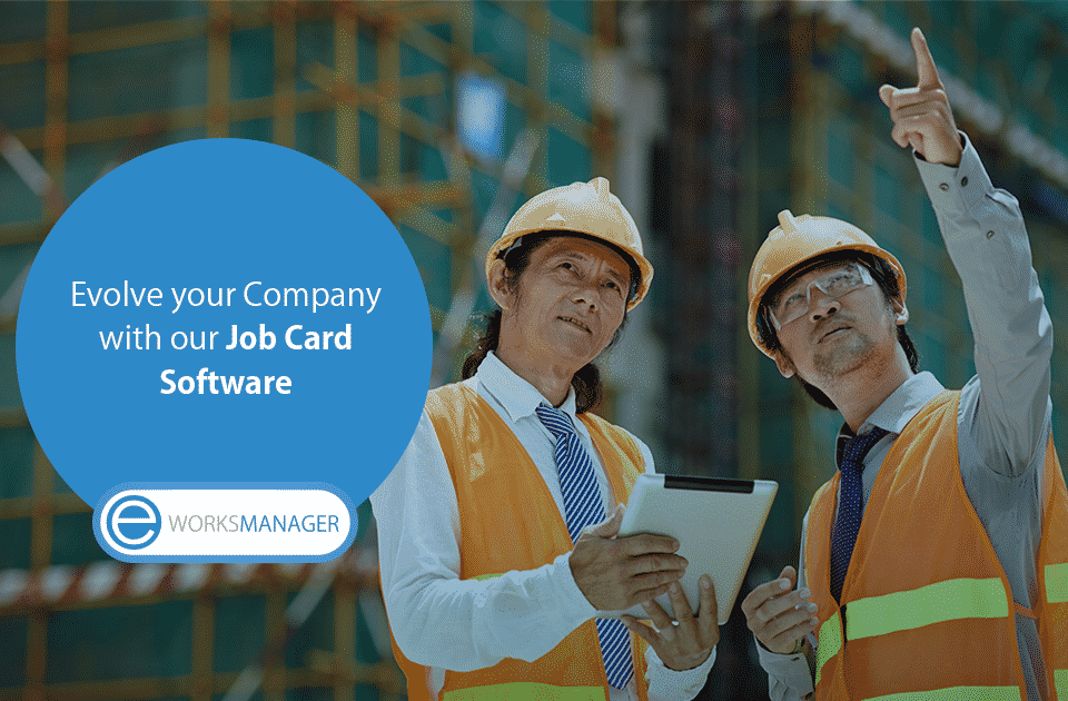 Evolve your Company with our Job Card Software
