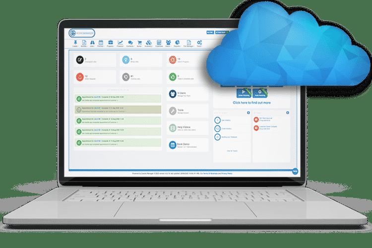 IT Helpdesk System - Cloud-Based Job Management Software