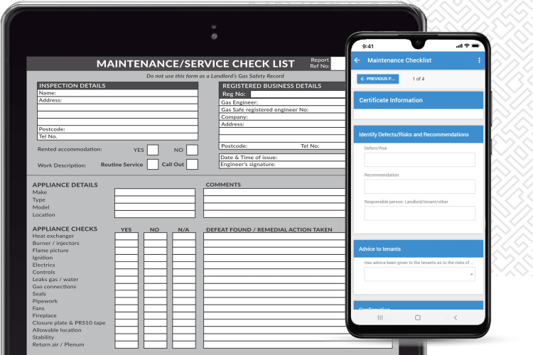 Create Questionnaire Checklists for Your Mobile Workers
